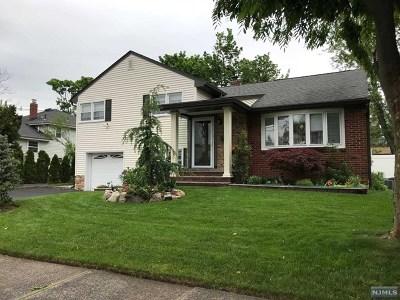 Fair Lawn Single Family Home For Sale: 0-27 30th Street