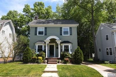 Glen Rock Single Family Home For Sale: 723 Ackerman Avenue