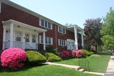 Teaneck Condo/Townhouse For Sale: 384 Terhune Street #7
