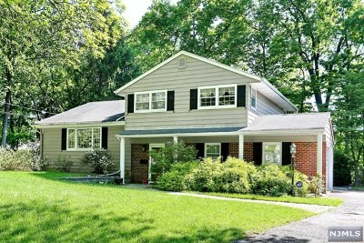 Montvale Single Family Home For Sale: 11 Terry Court