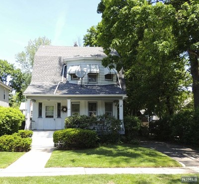 Single Family Home For Sale: 160 Elm Avenue
