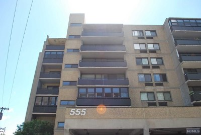 Cliffside Park Condo/Townhouse For Sale: 555 Gorge Road #6f