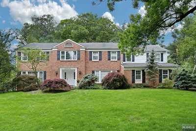 Oradell Single Family Home For Sale: 711 Schirra Drive