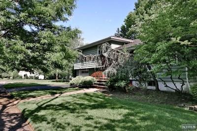 Glen Rock Single Family Home For Sale: 89 Cornwall Road