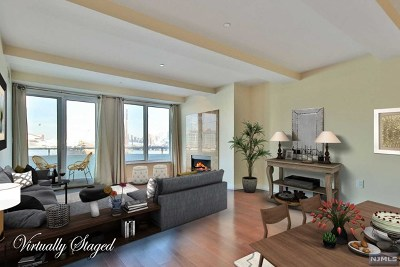 Weehawken NJ Condo/Townhouse For Sale: $599,000