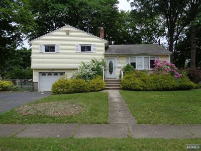 Closter Single Family Home For Sale: 7 Rose Court