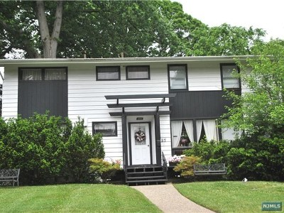 Tenafly Single Family Home For Sale: 37 Walnut Drive