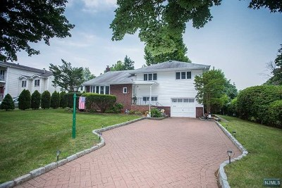 Cresskill Single Family Home For Sale: 10 Center Street