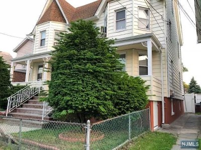 Hackensack Multi Family 2-4 For Sale: 43-45 Kansas Street
