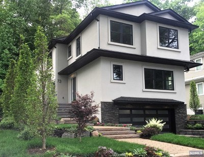 Cresskill Single Family Home For Sale: 73 Cedar Street