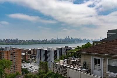 Cliffside Park Condo/Townhouse For Sale: 2 Gigante Place #B