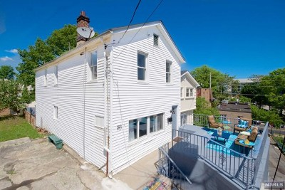 Cliffside Park Multi Family 2-4 For Sale: 183 Cottage Lane