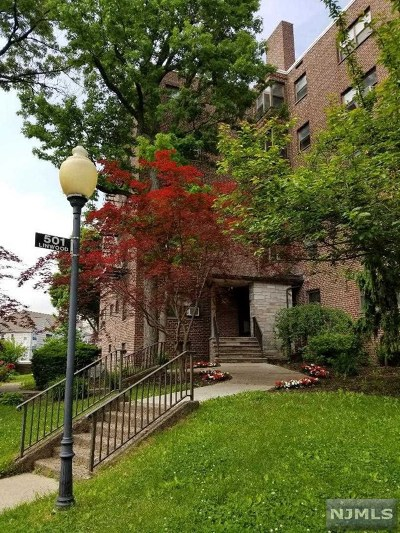 Fort Lee Condo/Townhouse For Sale: 501 Linwood Drive #5b
