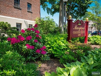 Fort Lee Condo/Townhouse For Sale: 2345 Linwood Avenue #Lh