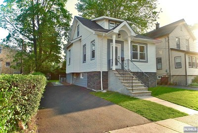 Englewood Single Family Home For Sale: 184 3rd Street