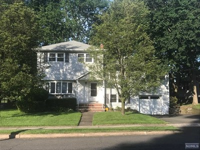 Fair Lawn Single Family Home For Sale: 0-93 Yerger Road