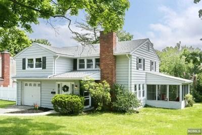 Waldwick Single Family Home For Sale: 19 Salrit Avenue