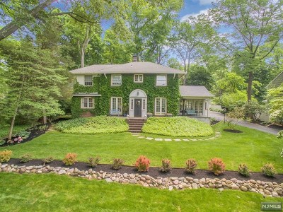 Mahwah Single Family Home For Sale: 31 Armour Road