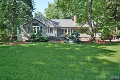 Upper Saddle River Single Family Home For Sale: 47 Dimmig Road