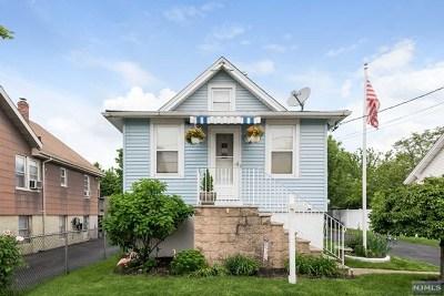 Little Ferry Single Family Home For Sale: 12 Park Street