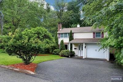 Waldwick Single Family Home For Sale: 13 Douglas Street