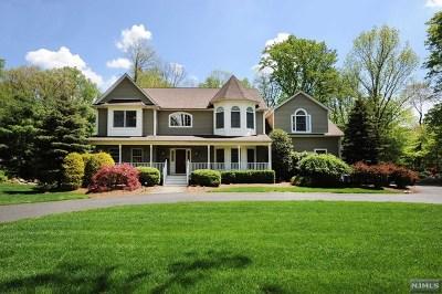 Allendale Single Family Home For Sale: 330 Hillside Avenue