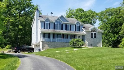 West Milford Single Family Home For Sale: 17 Heritage Drive