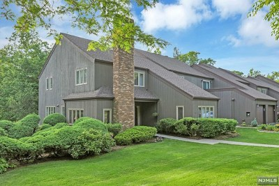 Mahwah Condo/Townhouse For Sale: 12 Romopock Court