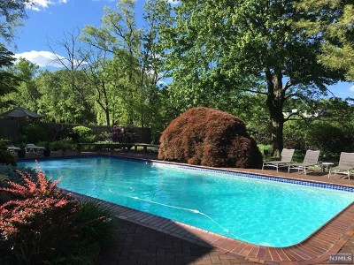 Englewood Cliffs Residential Lots & Land For Sale: 46 Jane Drive