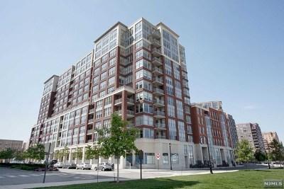 Hoboken Condo/Townhouse For Sale: 1125 Maxwell Lane #415