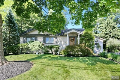 Cresskill Single Family Home For Sale: 54 Heatherhill Road