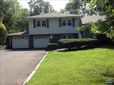 Demarest Single Family Home For Sale: 12 Palisade Boulevard