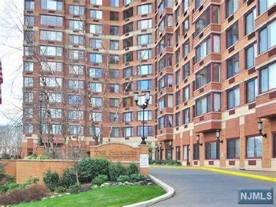 Fort Lee Condo/Townhouse For Sale: 100 Old Palisade Road #2515