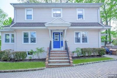 Tenafly Single Family Home For Sale: 55 Tenafly Road