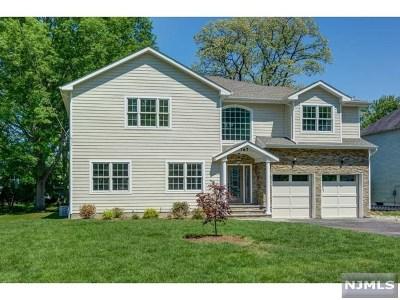 Glen Rock Single Family Home For Sale: 767 Prospect Street