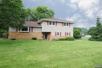 Montvale Single Family Home For Sale: 18 Dogwood Lane