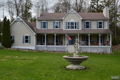West Milford Single Family Home For Sale: 31 Charissa Court