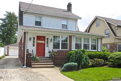 Fair Lawn Single Family Home For Sale: 11-02 Ellis Avenue