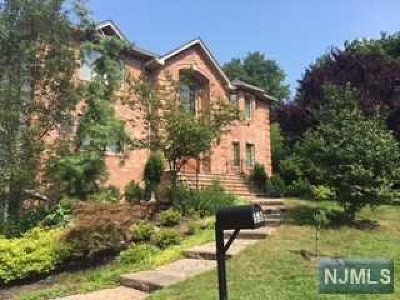 Demarest Single Family Home For Sale: 58 Ross Avenue