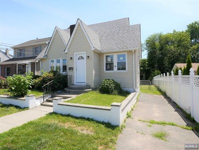 Secaucus Single Family Home For Sale: 15 Blanche Street