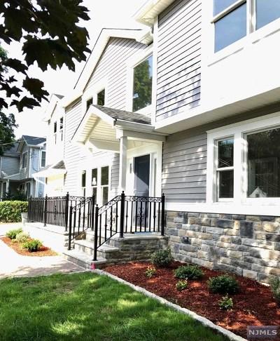 Cresskill Single Family Home For Sale: 67 Carleton Terrace