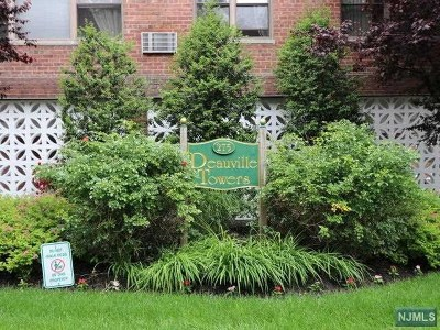 Fort Lee Condo/Townhouse For Sale: 275 Hoym Street #3b