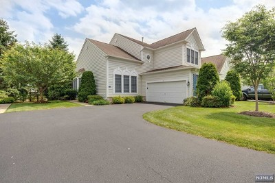 Paramus Condo/Townhouse For Sale: 8 Mulberry Court