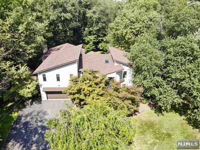 Closter Single Family Home For Sale: 65 Cedar Lane