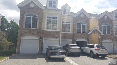 Montvale Condo/Townhouse For Sale: 6a Forshee Circle