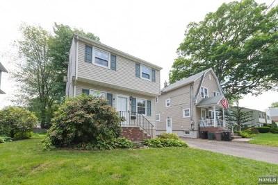 Waldwick Single Family Home For Sale: 56 Schuler Avenue
