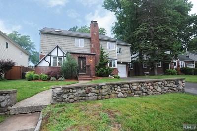 Dumont Single Family Home For Sale: 30 Elm Street