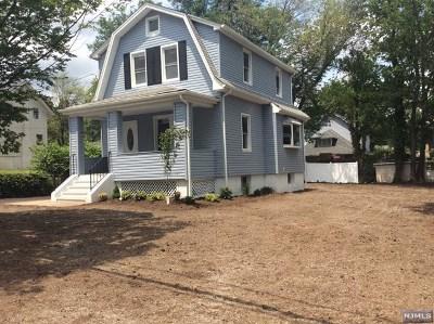 River Edge Single Family Home For Sale: 76 Christie Avenue