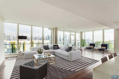 Weehawken Condo/Townhouse For Sale: 1200 Ave At Port Imperial #416