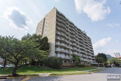 Edgewater Condo/Townhouse For Sale: 1077 River Road #511